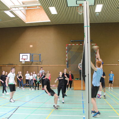 Volleyballturnier 2019