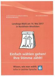 Externer Link: Link der Broschüre  zur Landtagswahl